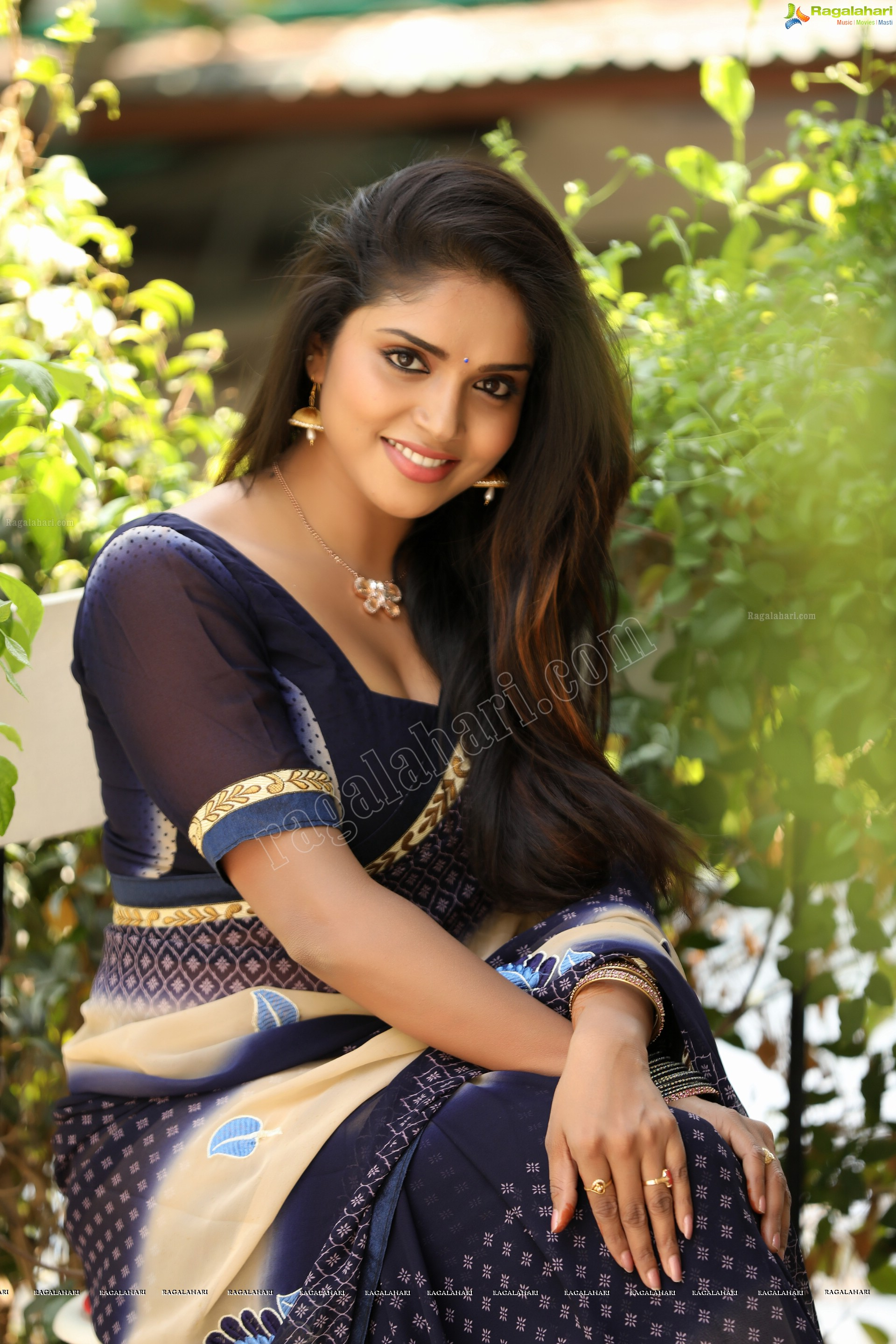 Karunya Chowdary Exclusive High Definition Image 9