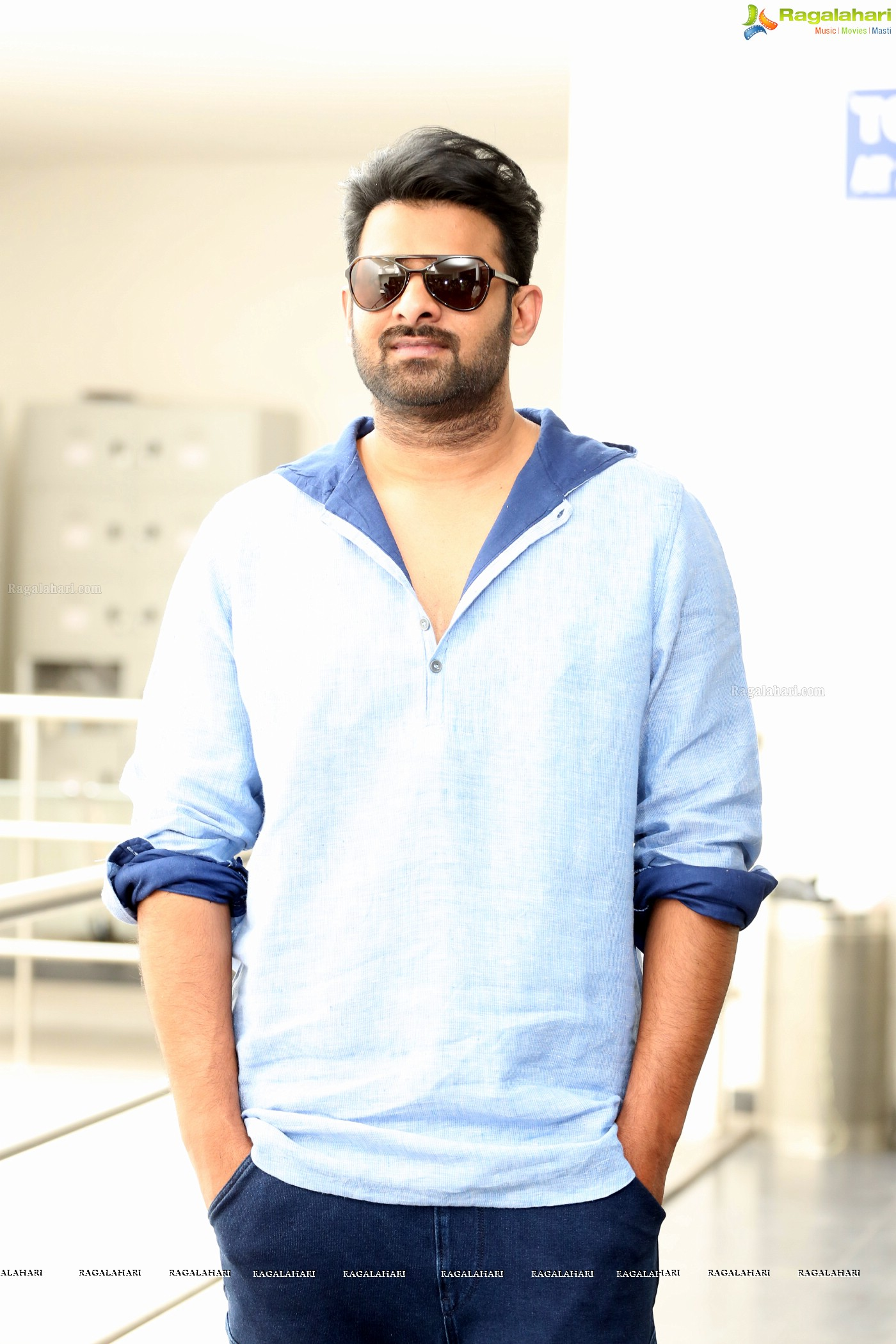 saaho will be high on action, says prabhas