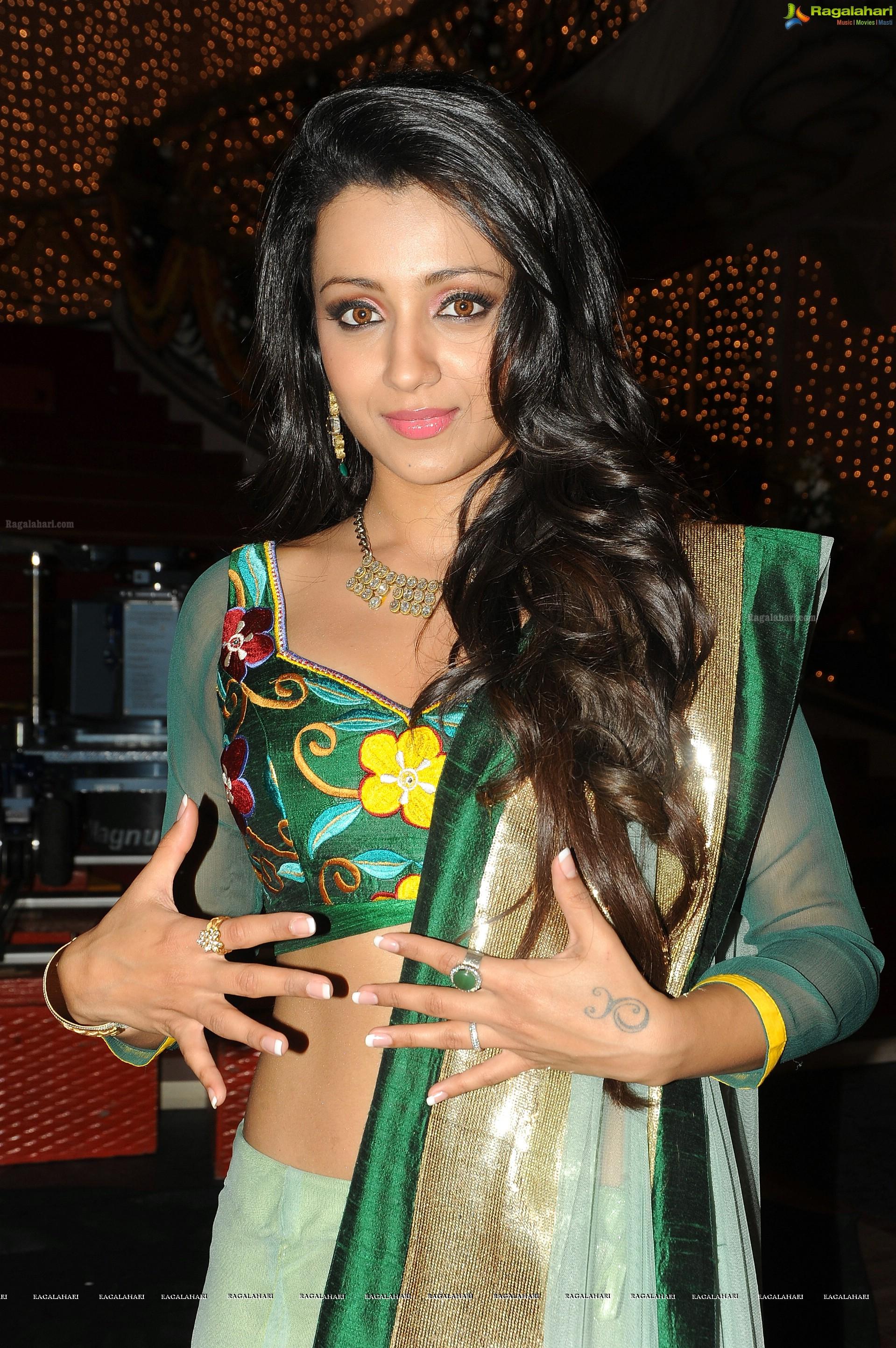 Trisha Krishnan High Definition Image 55 Telugu Actress Hot