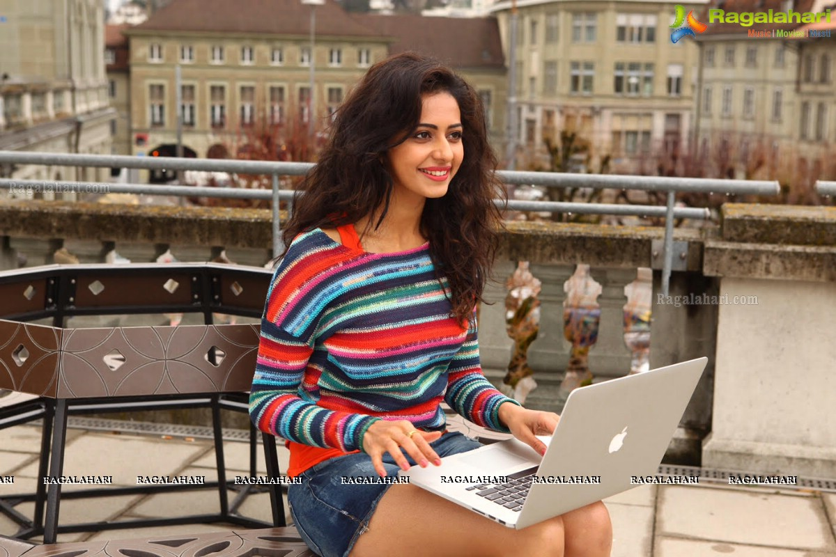 Stunning Beauty Rakul Preet Singh on Kick 2