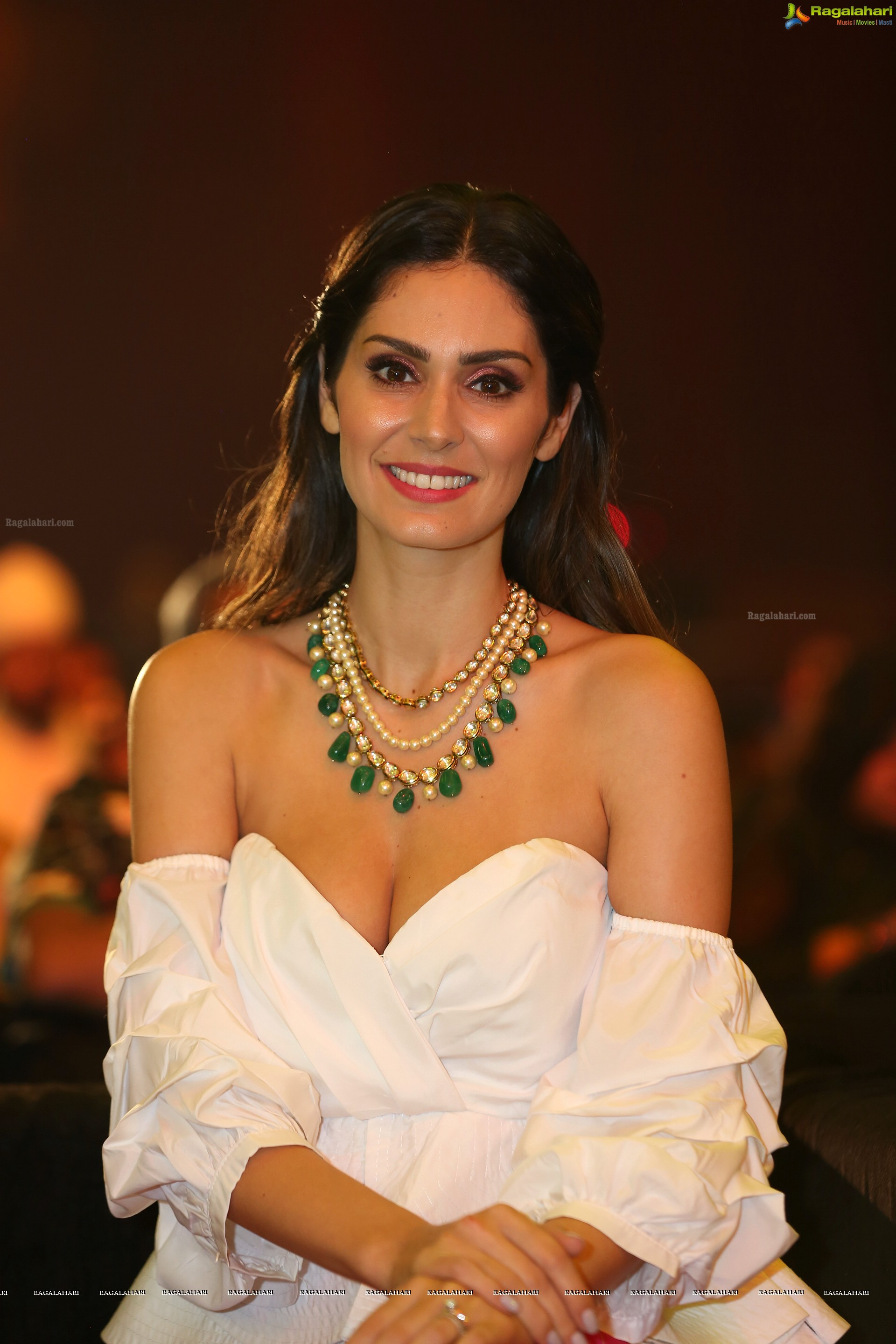 Bruna Abdullah At TCEI Event Excellence Awards 2018 High Definition