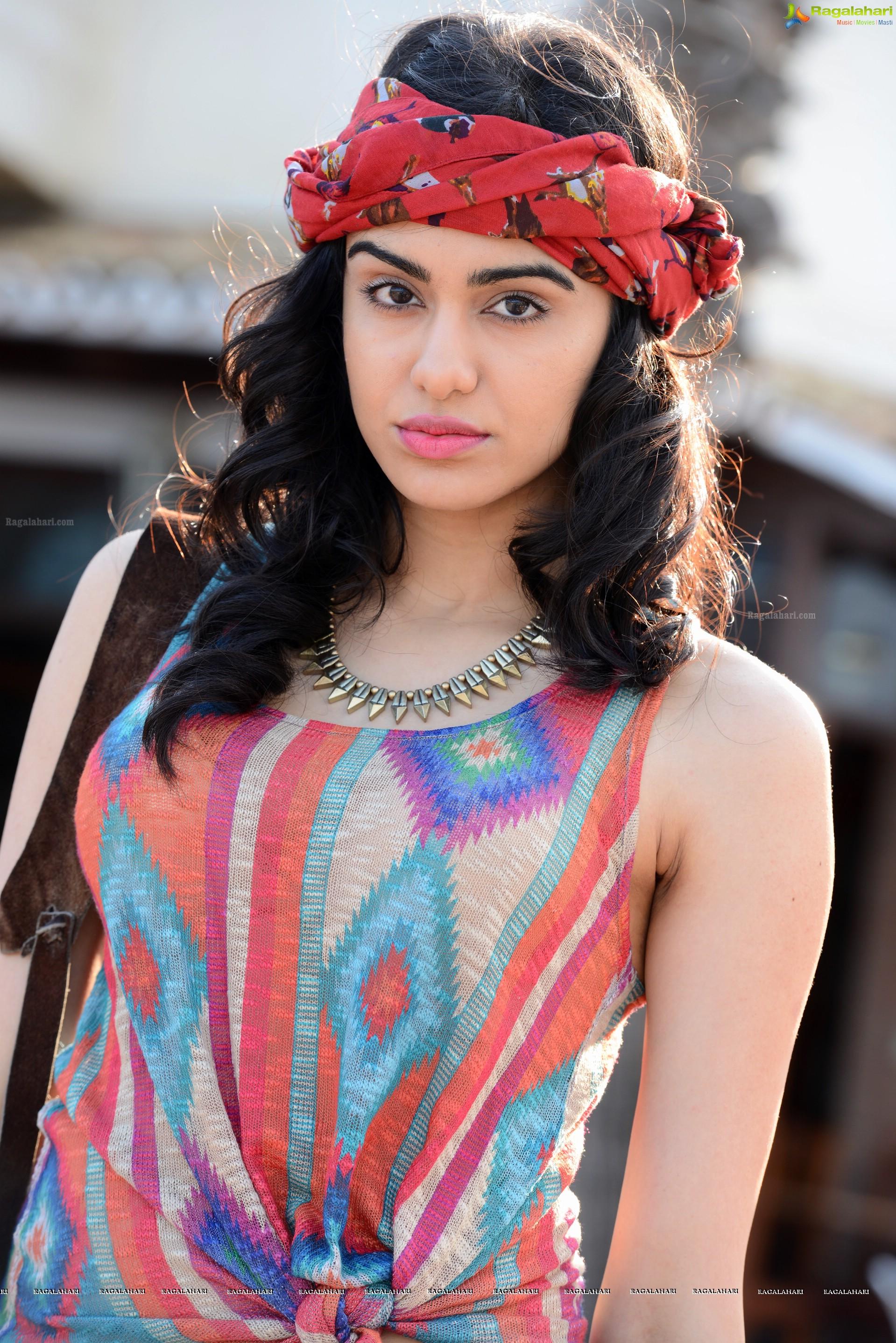Heart Attack Telugu Movie Heroine Name Adah Sharma Hot n Cute...