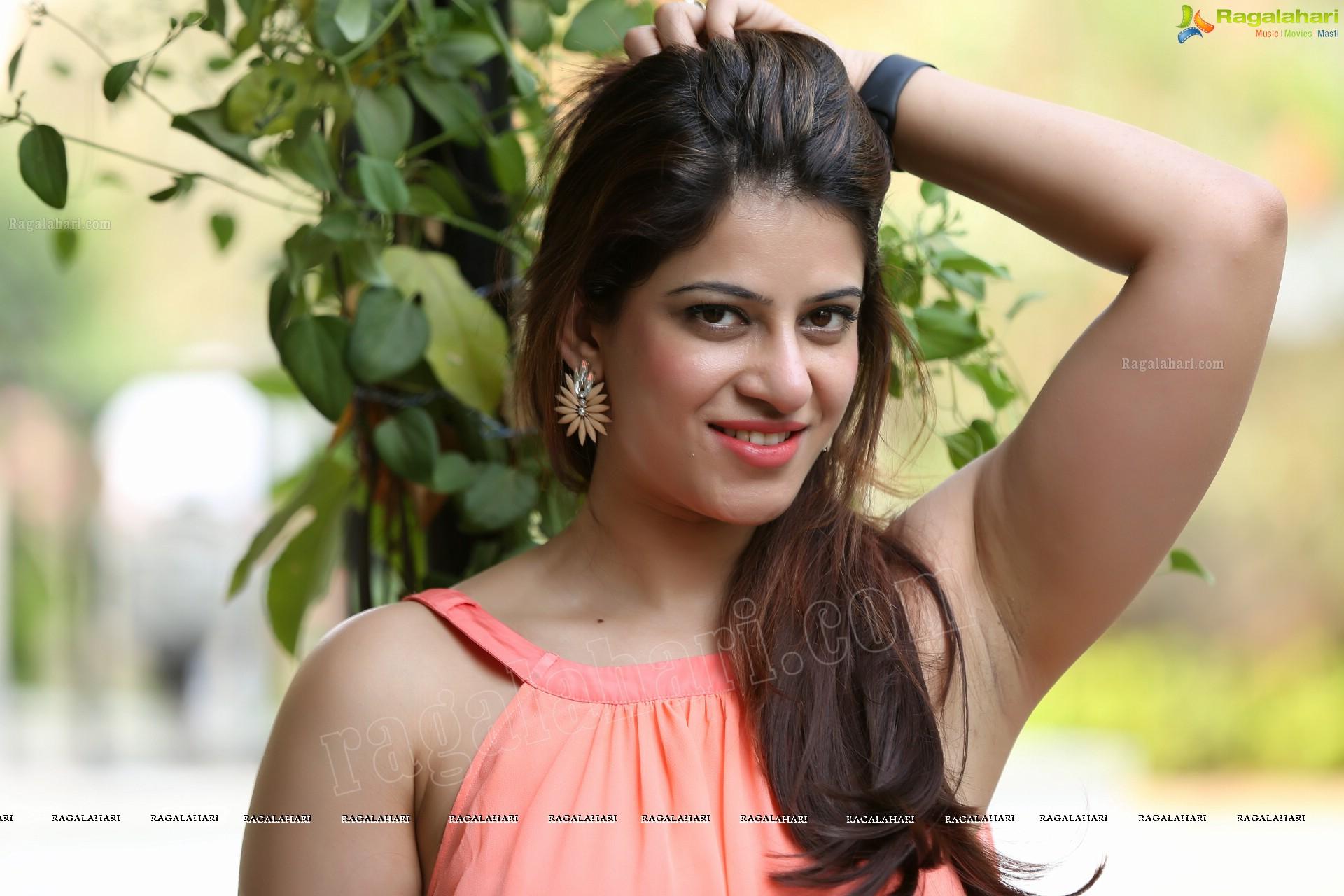 Ahana Kochhar Armpit Show