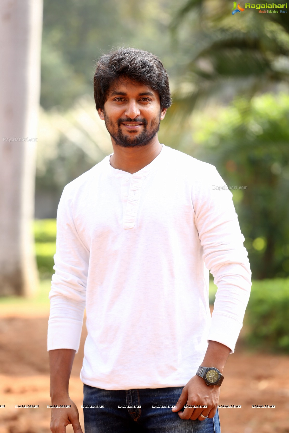 Telugu Actor Nani Wallpapers Fitrinis Wallpaper