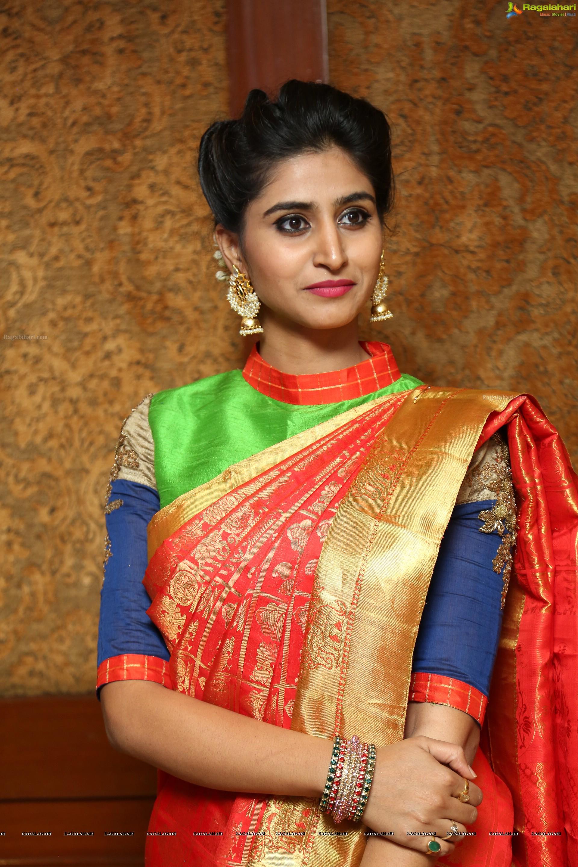 Actress Varshini Sounderajan Cute Photos - Telugu Actress