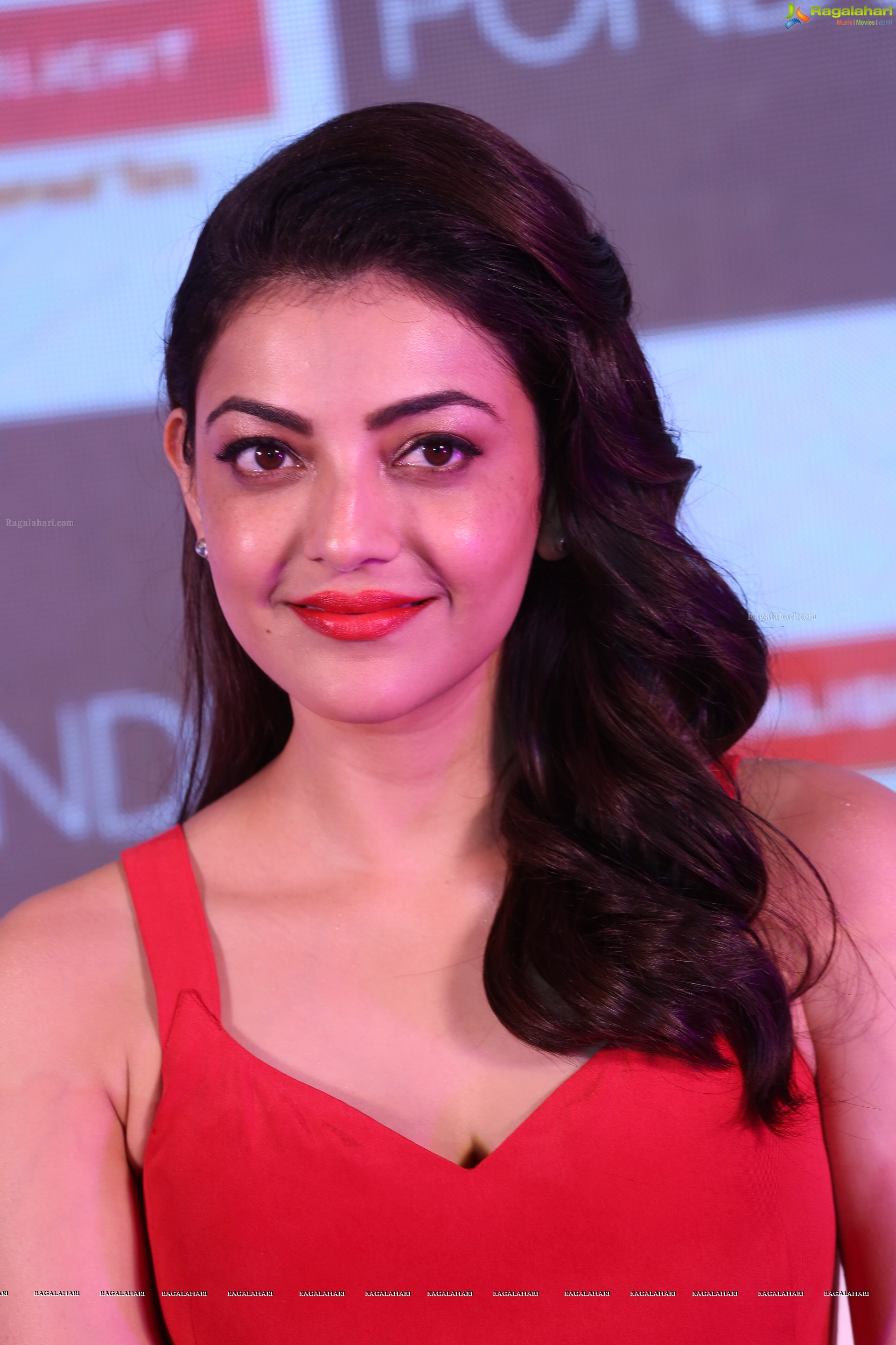 kajal aggarwal at ponds starlight launch (high definition) image 7
