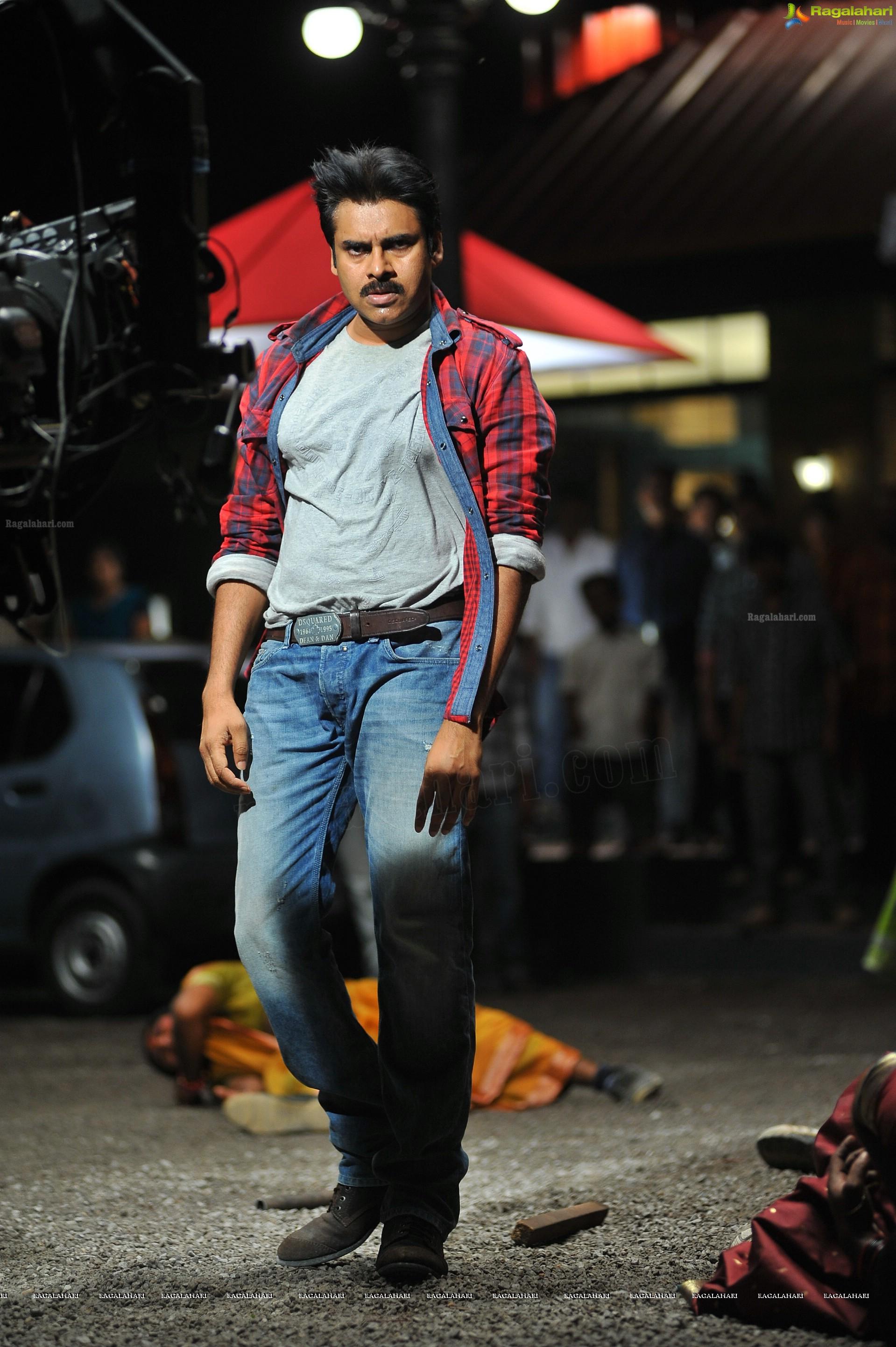 Fashion week Kalyan pawan new stylish stills for girls
