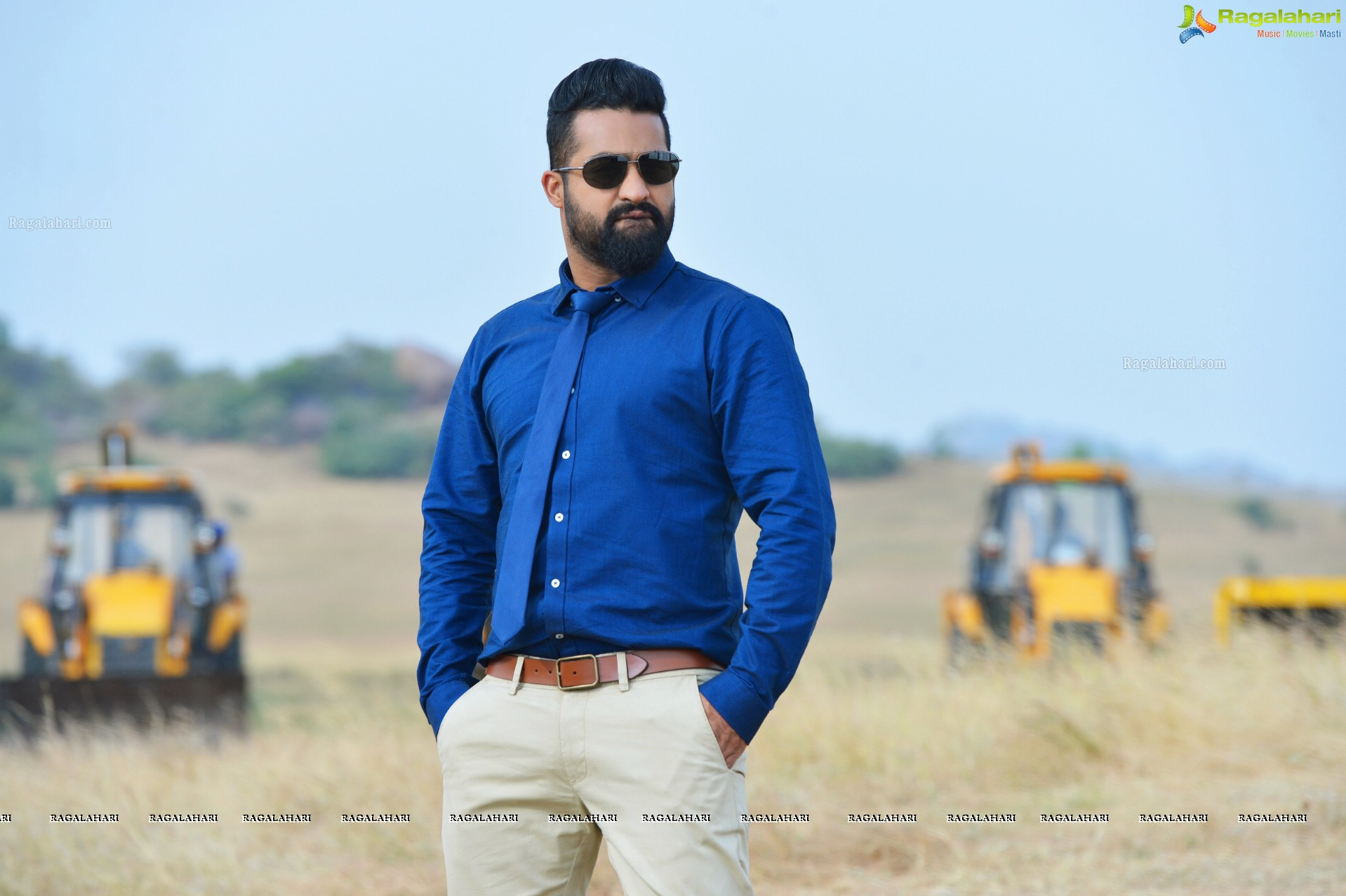 Ntr Experimenting With New Looks