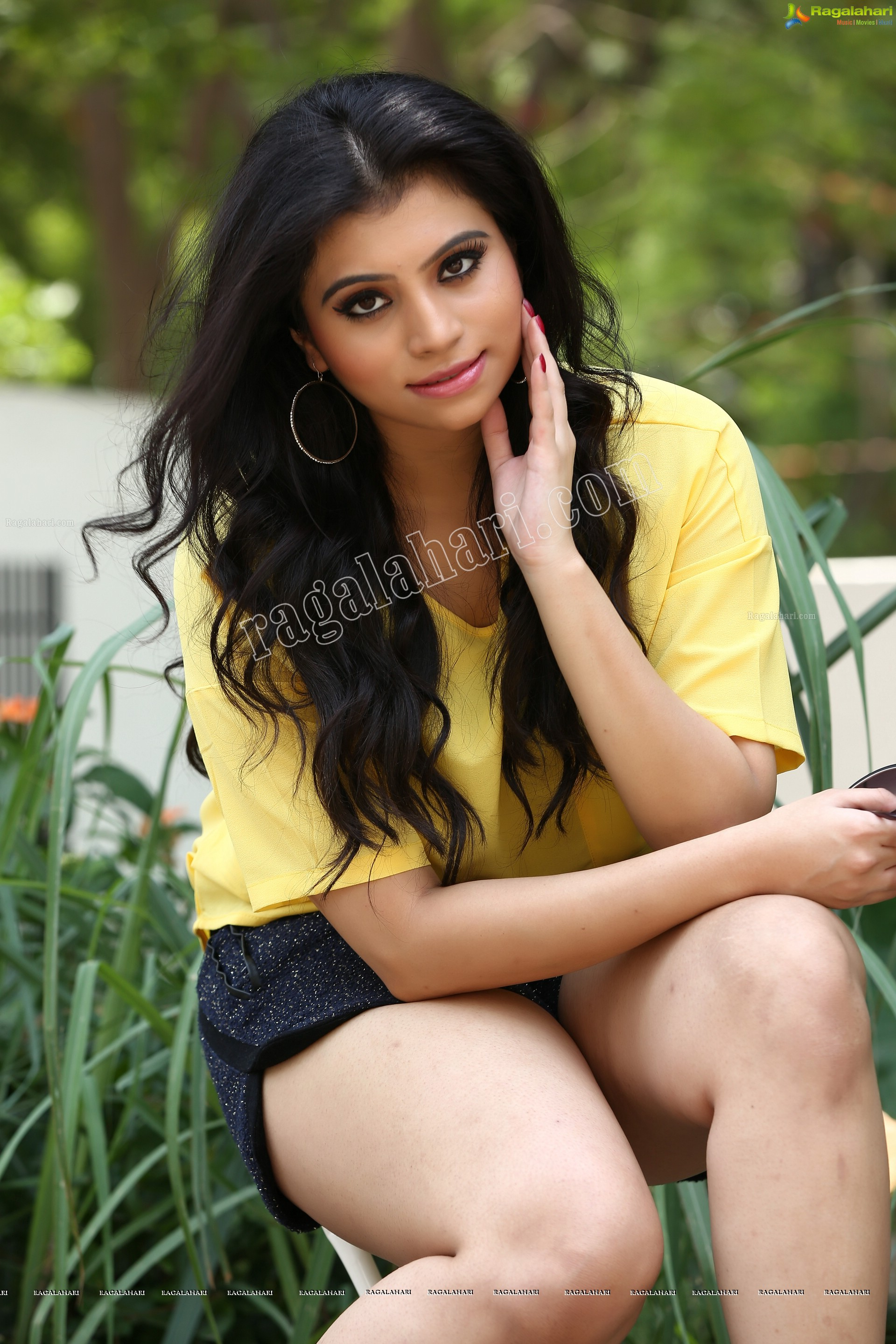 priyanka ramana (exclusive) (high definition) image 44 | telugu