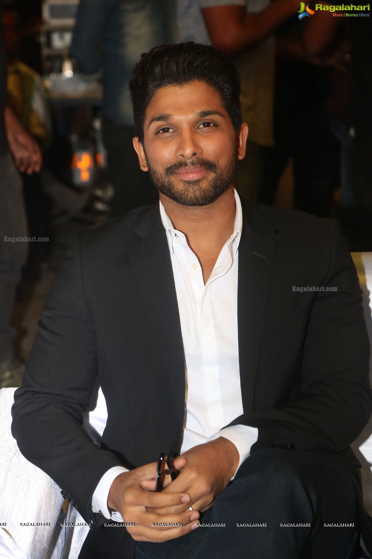 Allu Arjun Image 4 Latest Tollywood Actor Photos Images Photos