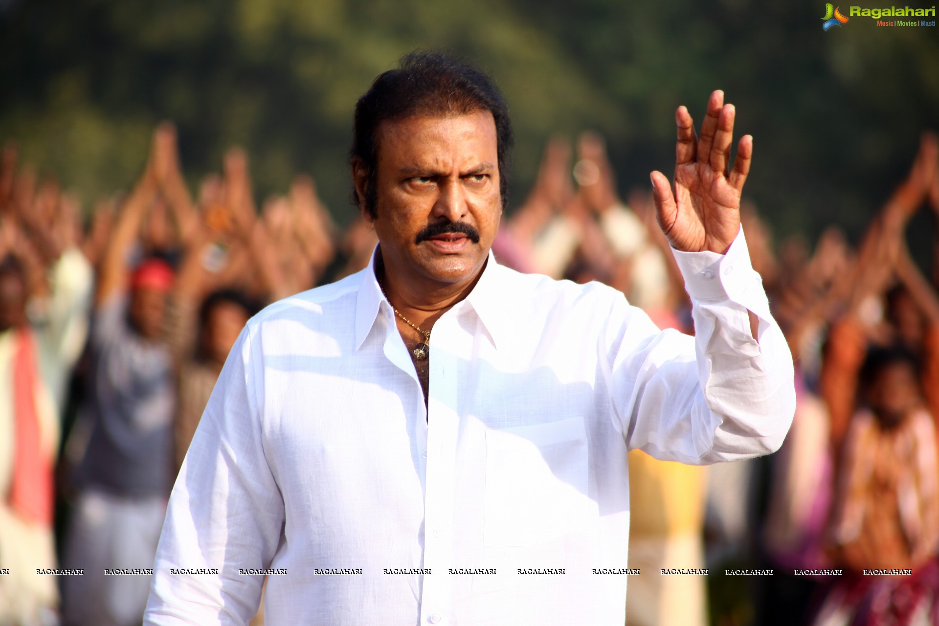 Supreme Court Stays High Court order on Mohan Babu's 'Padma Shri' title Case