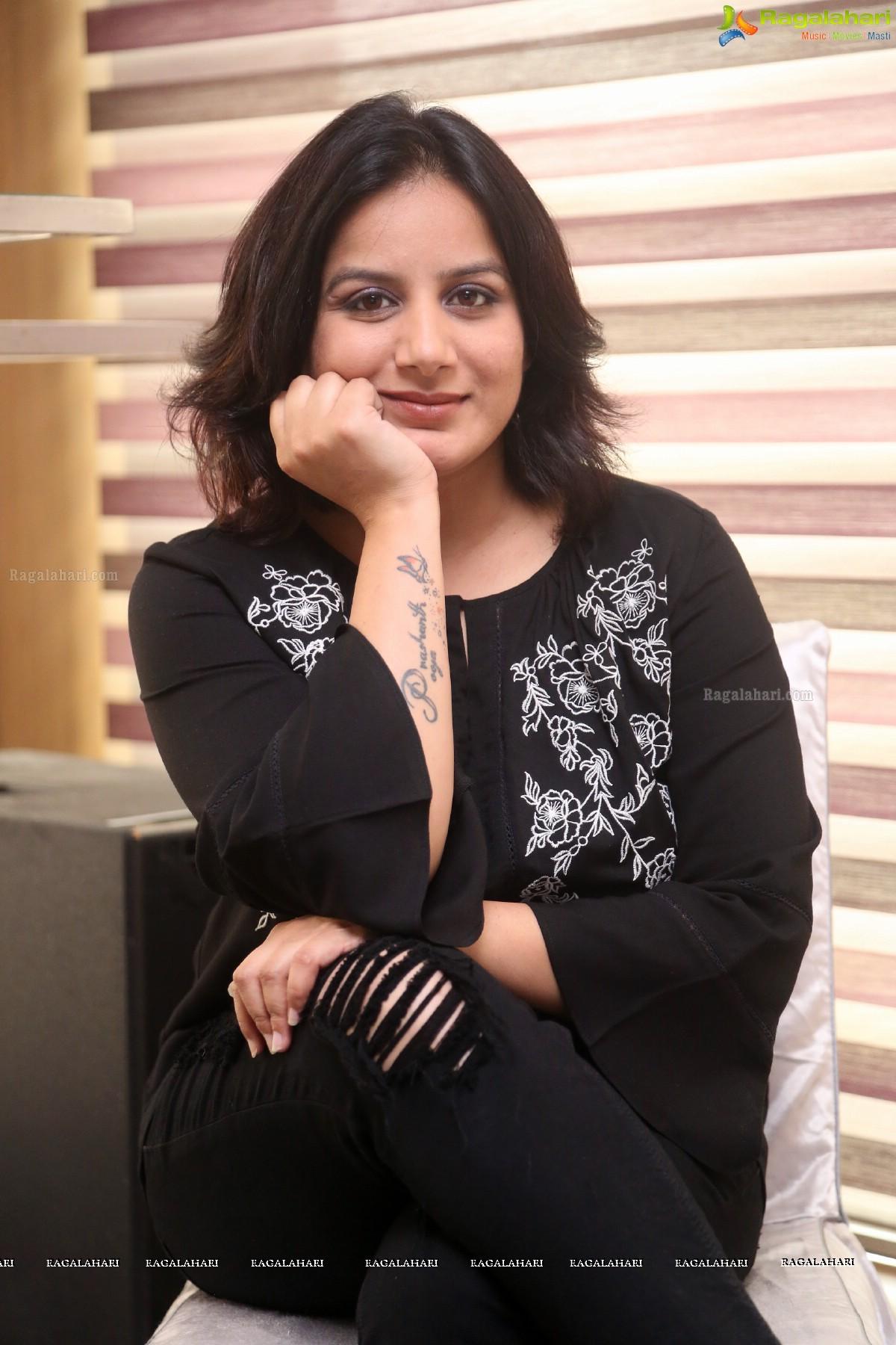 Watch Pooja Gandhi video