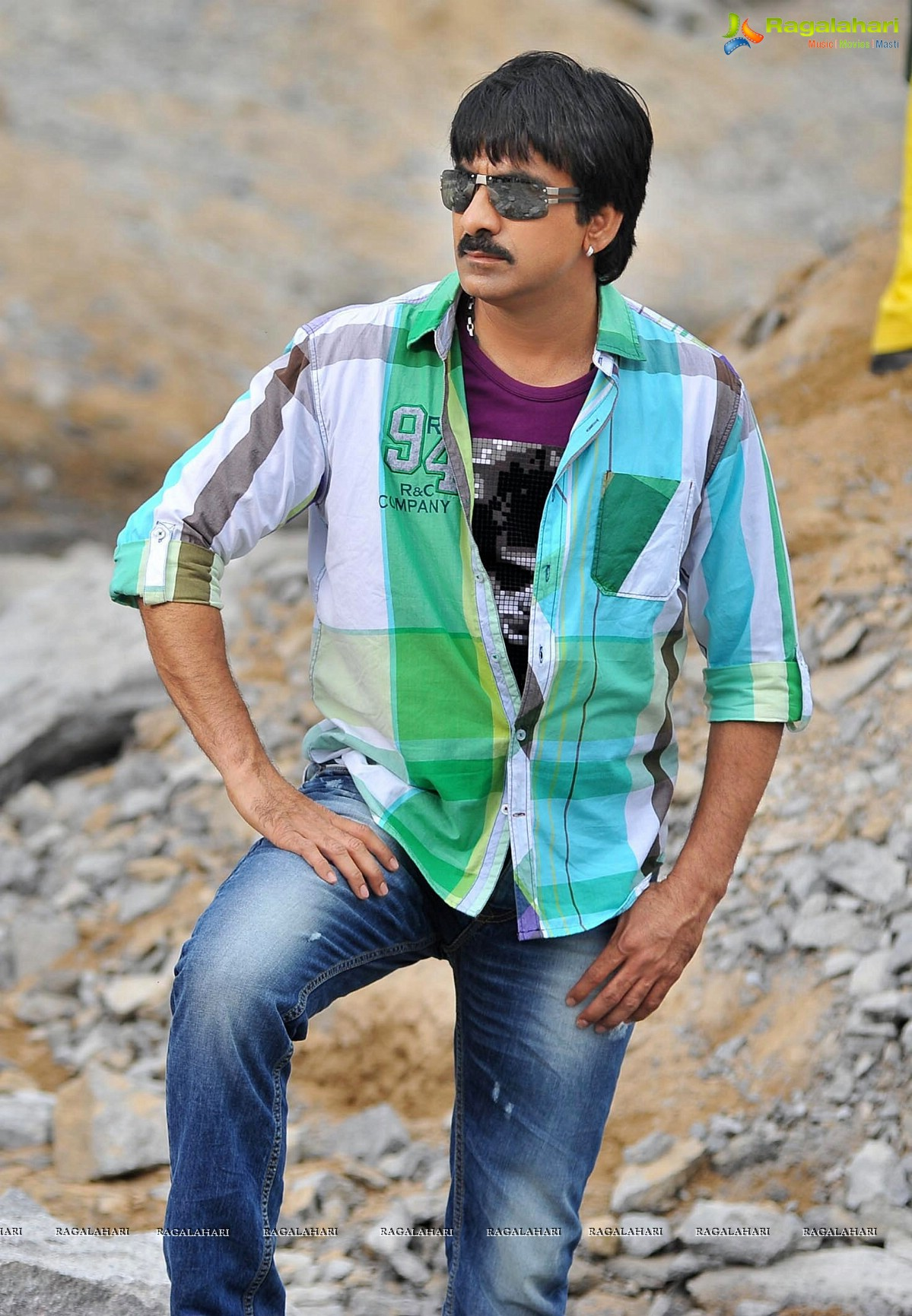 raviteja (hi-res) image 6 | telugu cinema heroines photos gallery