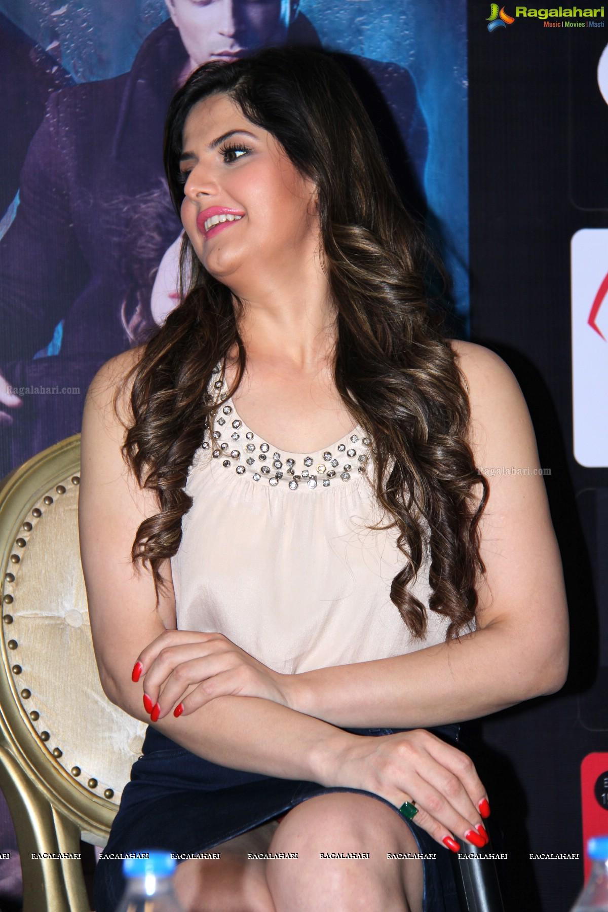 Zarine khan image 48 telugu actress photos stills - Hate story heroine ...