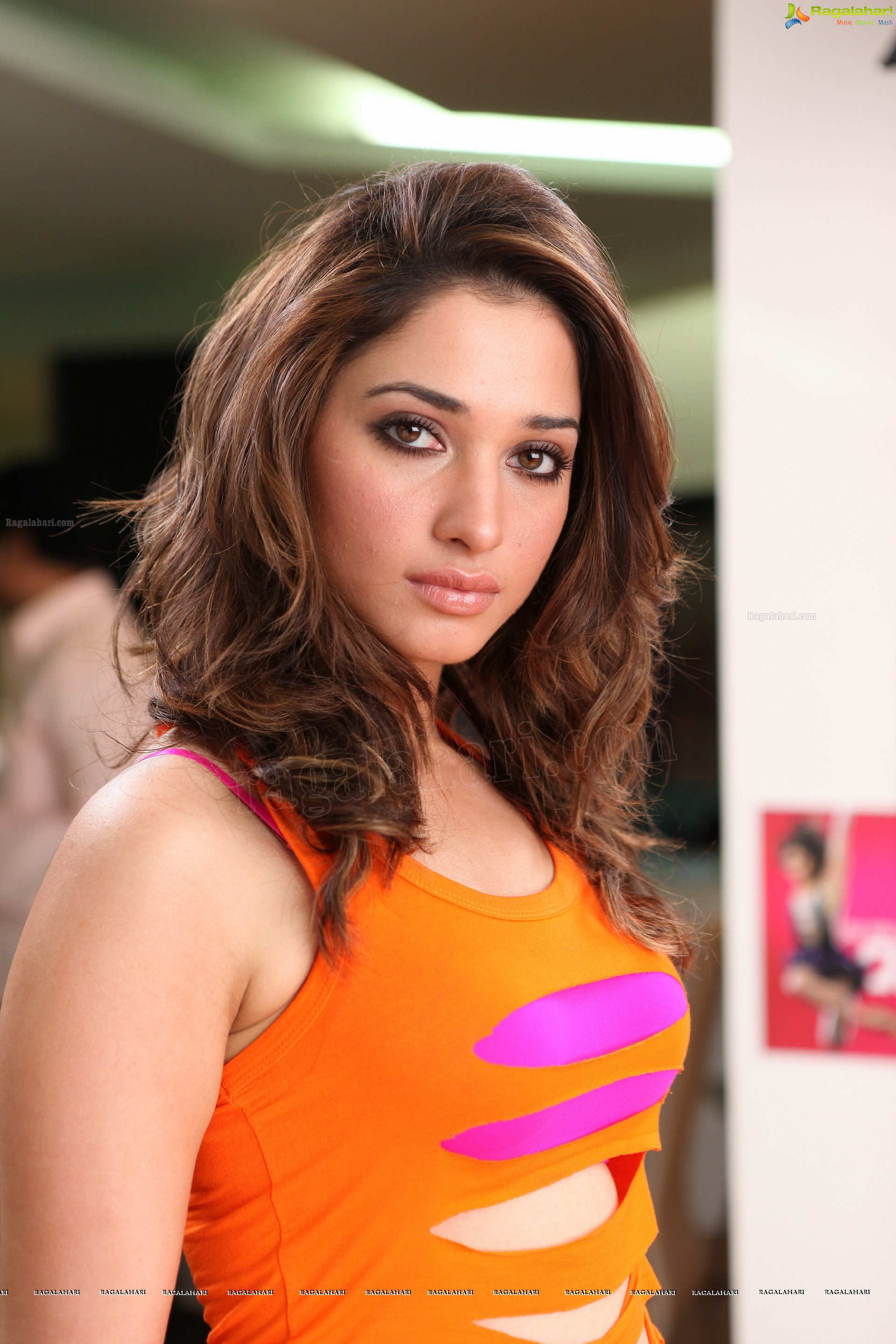 don't miss! tamanna hot stills from rebel google search song (high