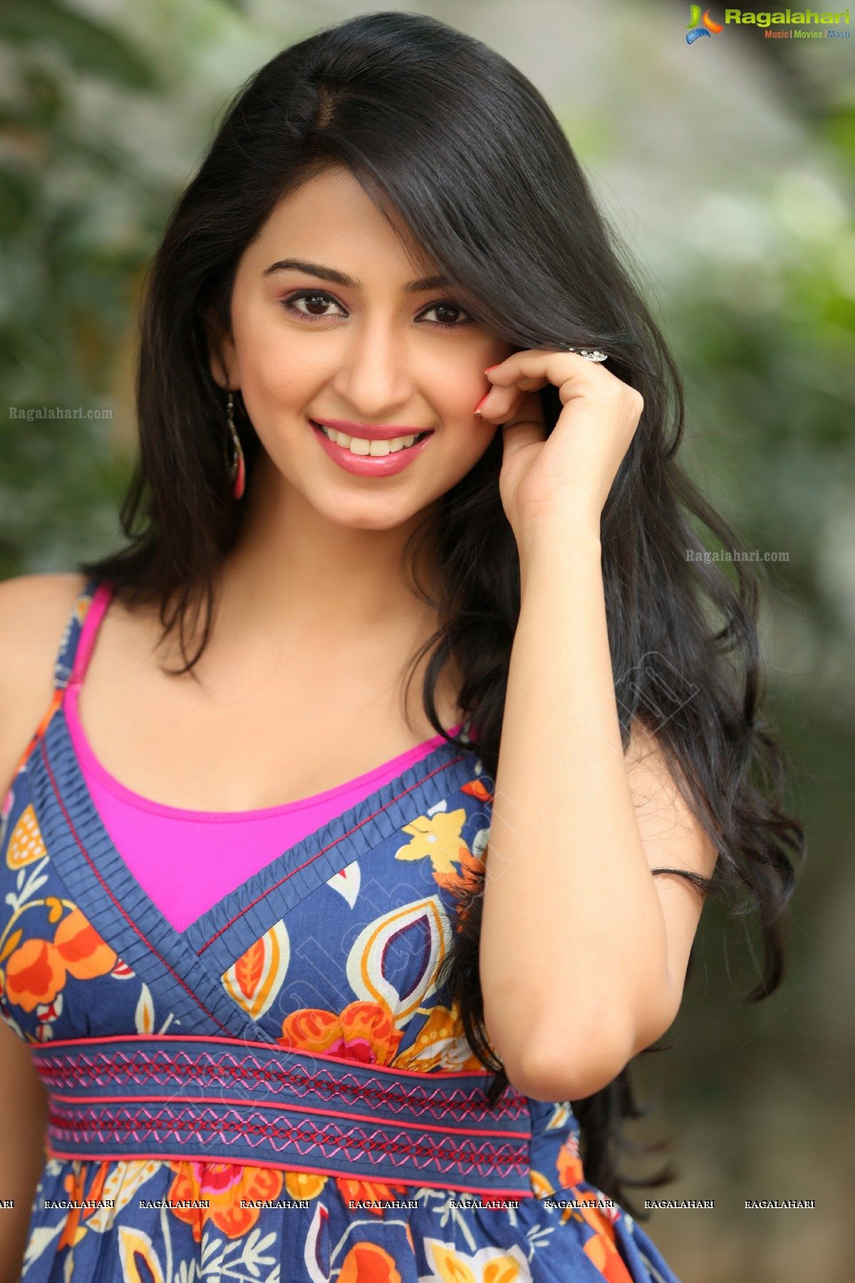 Eshanya Ankita Maheswari Exclusive Image 45 Telugu Heroines