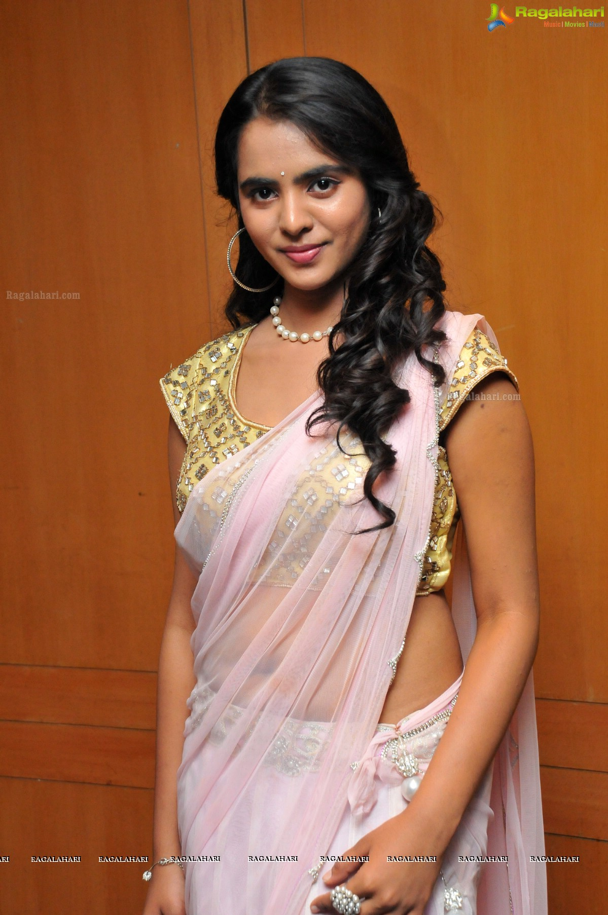 Ugadi 2014 Telugu Date Manasa Himavarsha Imag...