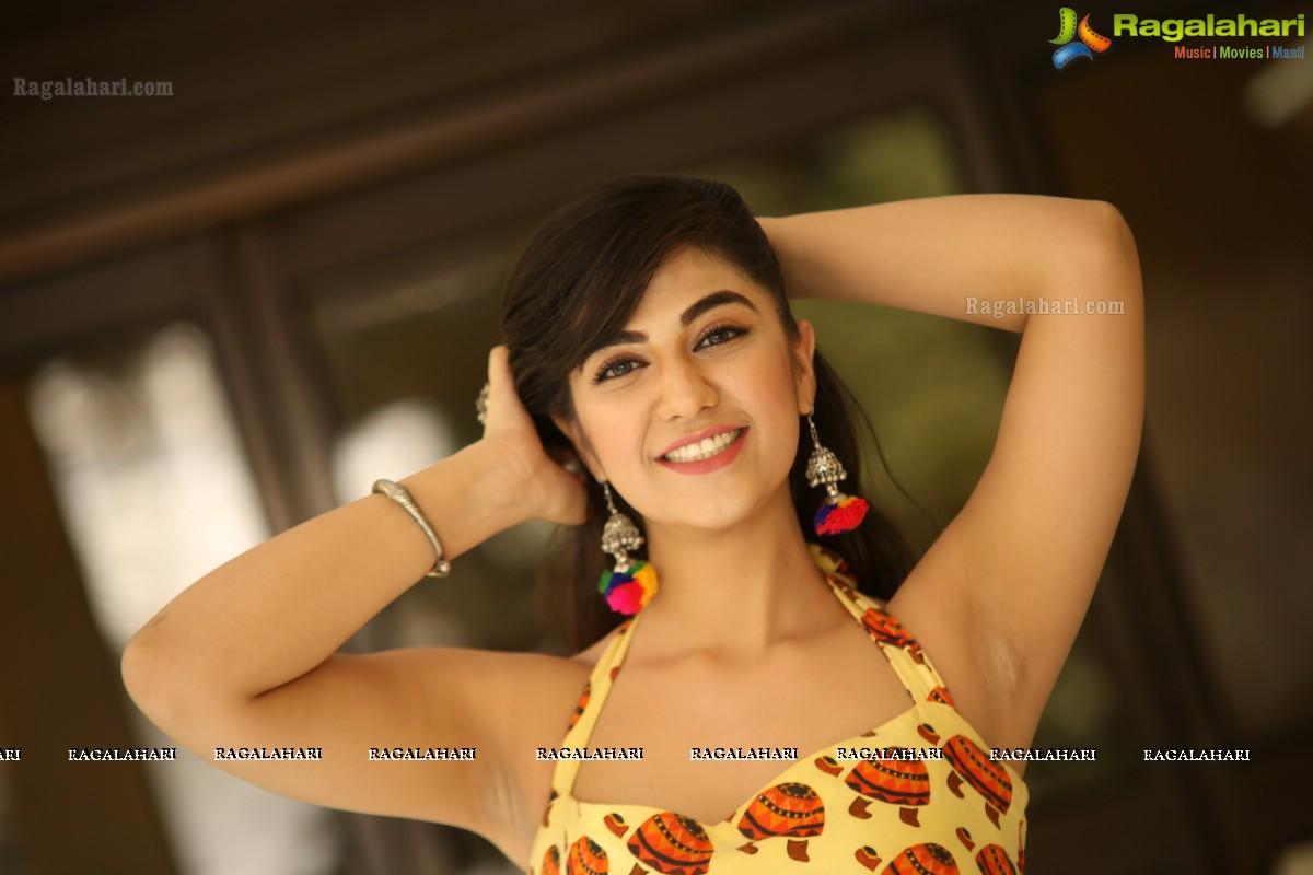 Harshitha Panwar Sexy Armpit