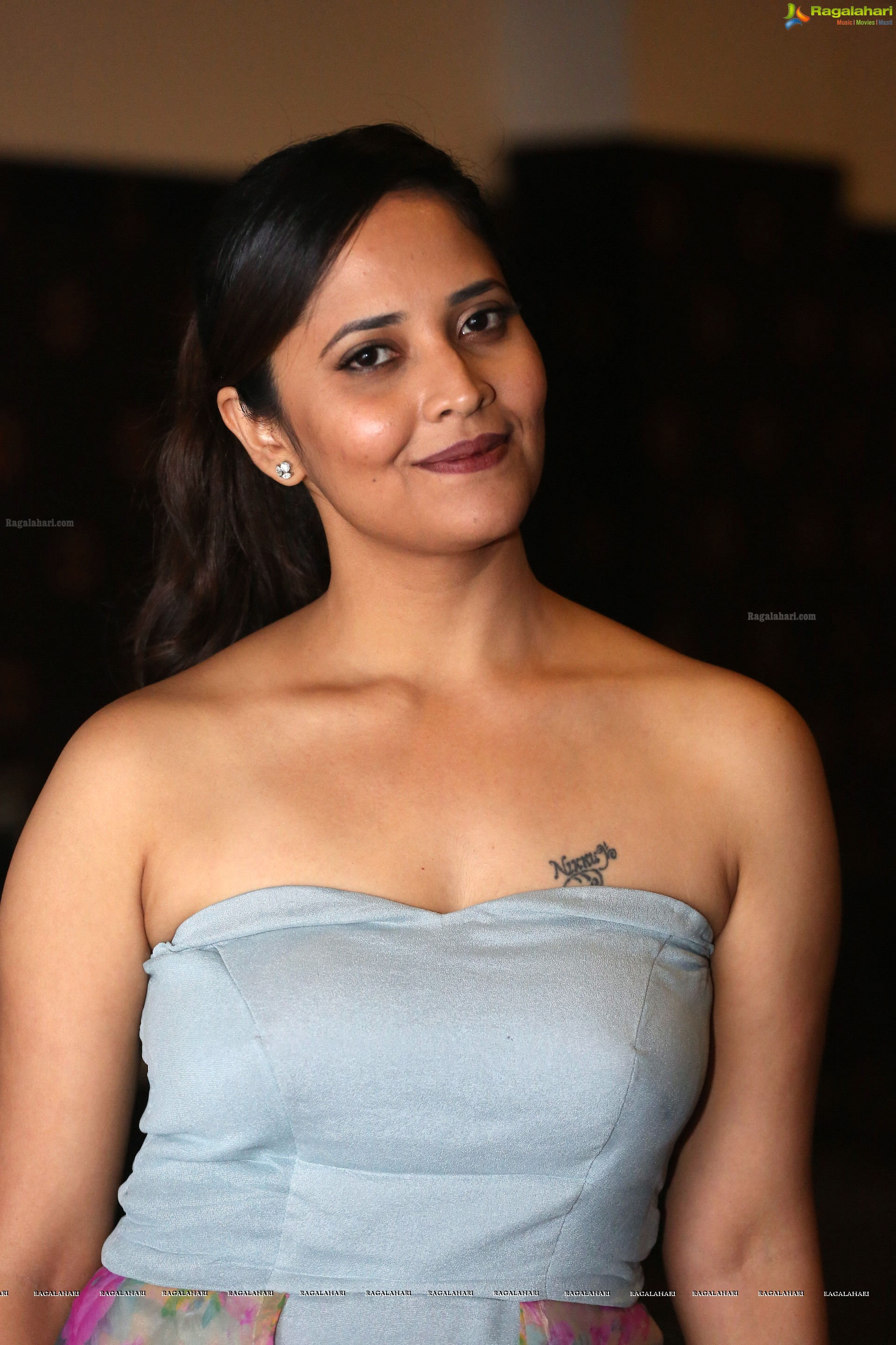 What does Anasuya's tattoo mean?