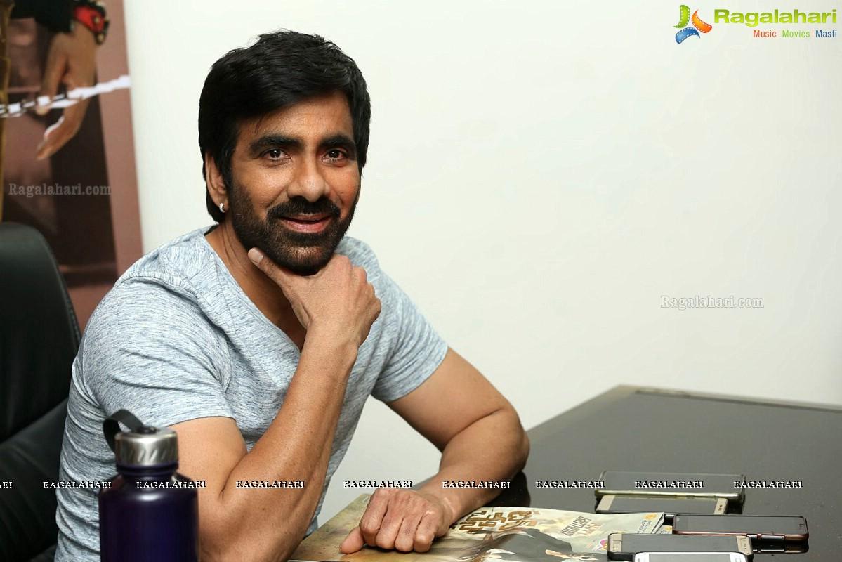 Ravi Teja's Disco Raja in trouble again